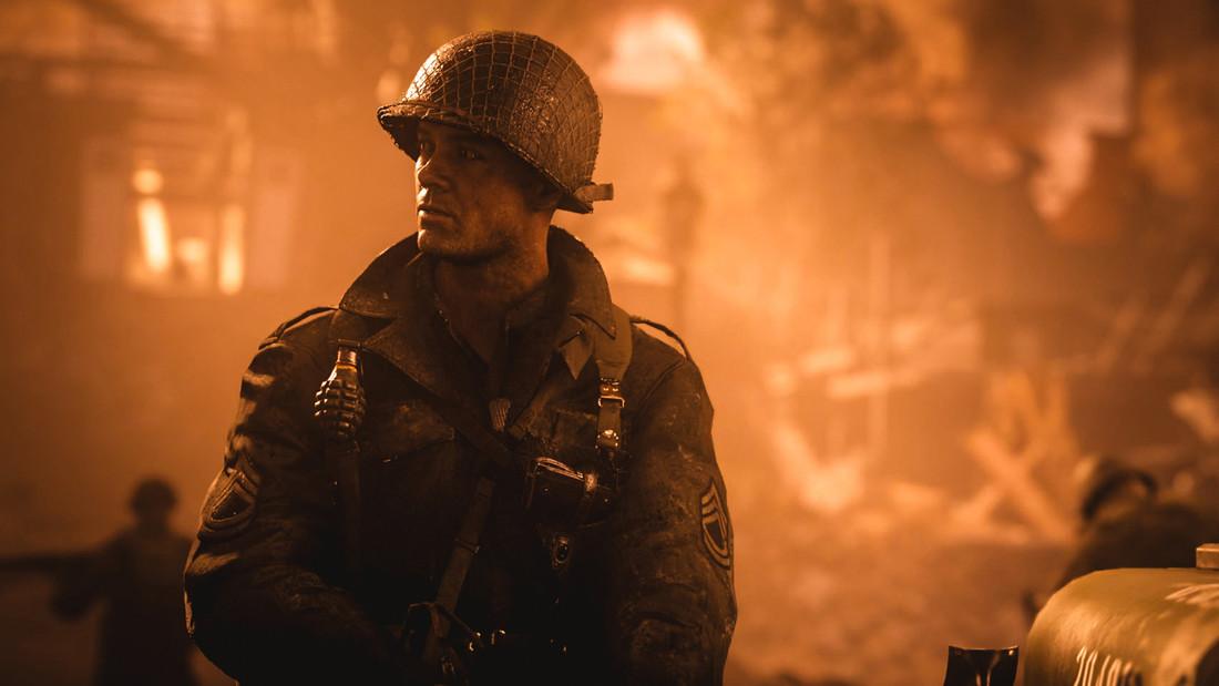 Το νέο trailer του Call of Duty: WW2 είναι γεμάτο πόνο, αίμα και εκρήξεις