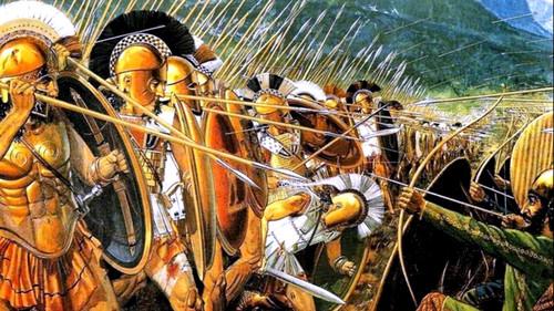 ΚΟΥΙΖ: Πόση τρέλα κουβαλάς με την Πολεμική Ιστορία της αρχαίας Ελλάδας;