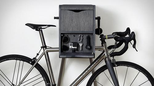 Σταντ ποδηλάτου για να μπει φάτσα-κάρτα στο σαλόνι σου