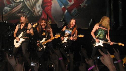Μεταλλάδες την προσοχή σας: έρχεται νέος LIVE δίσκος από τους Iron Maiden!