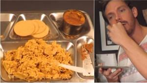 Παλικαράς δοκιμάζει κονσέρβες που έτρωγαν οι φαντάροι στον Β' Παγκόσμιο Πόλεμο!