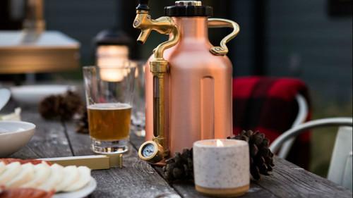 Βρήκαμε τον καλύτερο τρόπο για να χαρείς draught μπύρα στα μπάρμπεκιου