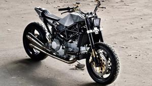 Τρίψαμε τα ματάκια μας με την μετατροπή αυτής της Ducati
