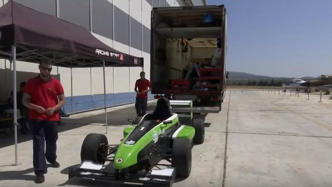 Αναβίωσε ο θρυλικός αγώνας ταχύτητας στο Τατόι