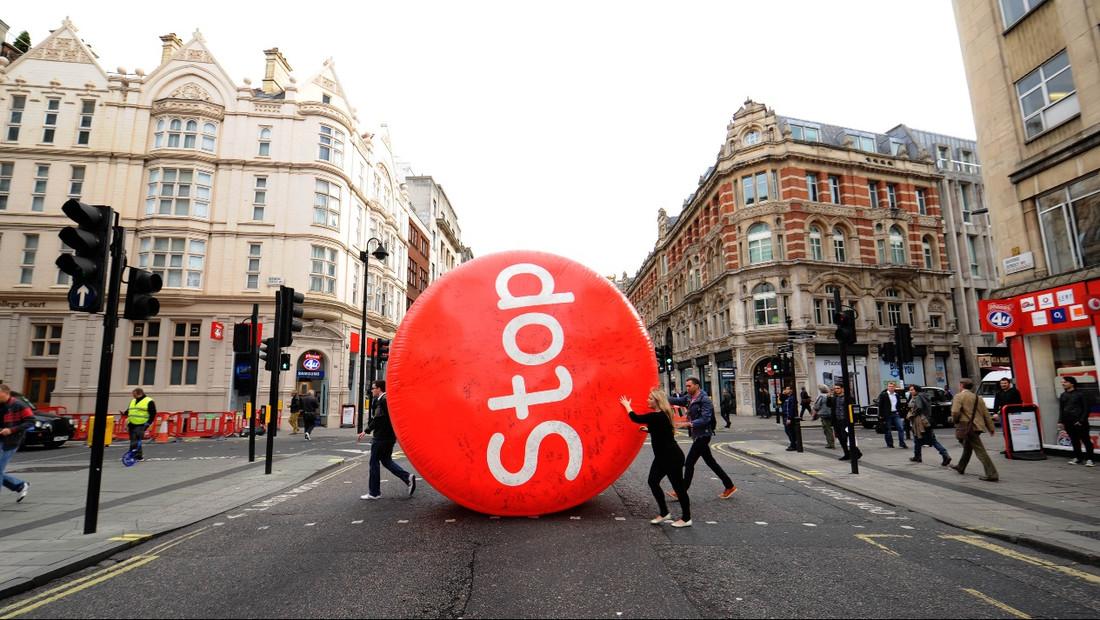 «Stoptober» ή αλλιώς, ο… βρετανικός τρόπος για να «κόψεις» το κάπνισμα