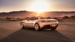 Aston Martin για να βλέπεις και να μην αγγίζεις
