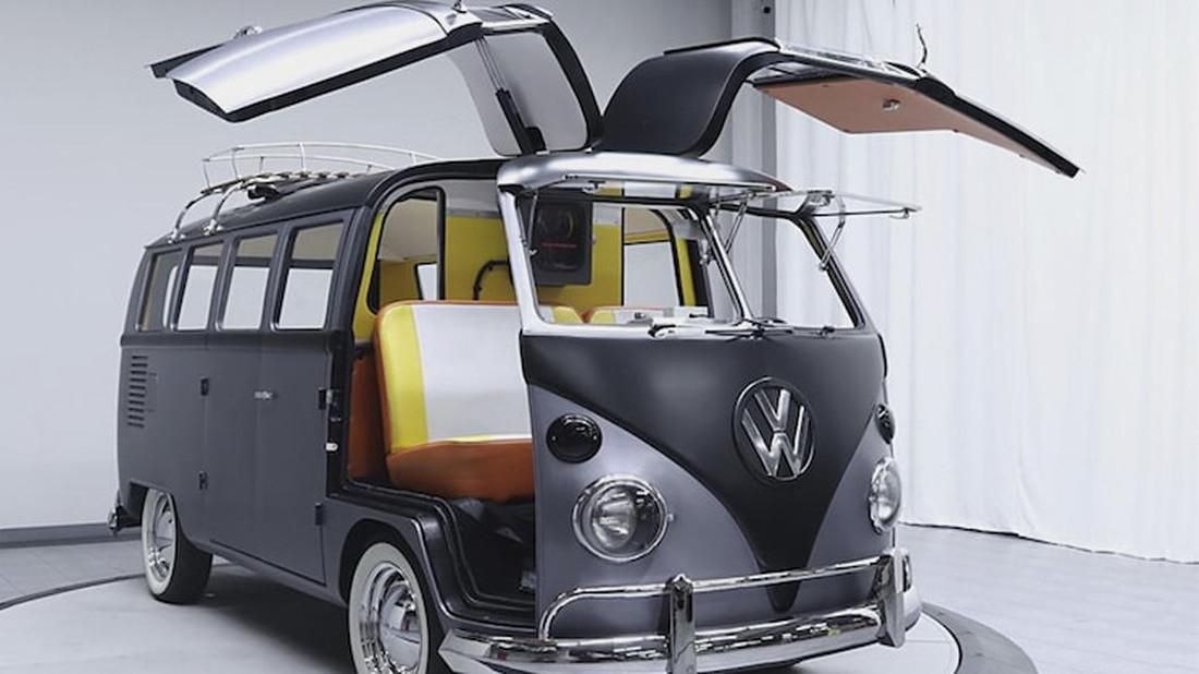 Το Magic Bus της VW που θα σε στείλει πίσω στο μέλλον