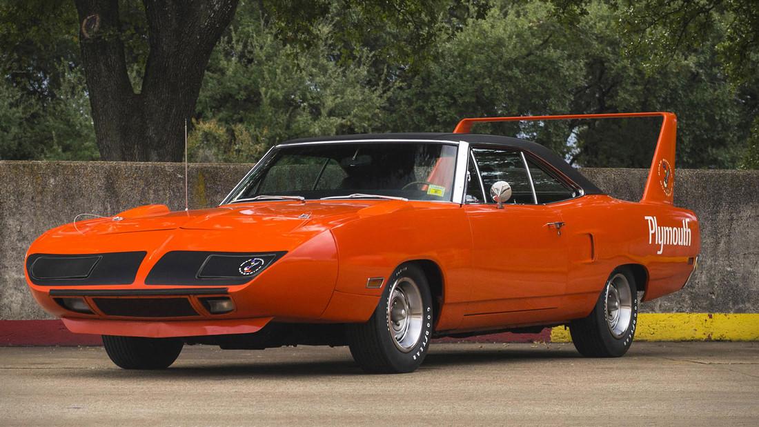 Το Plymouth 1970 είναι το απόλυτο Superbird αυτοκίνητο