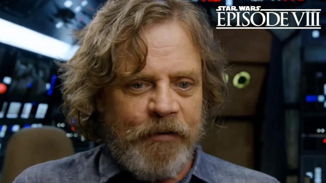 Luke πως νιώθεις που επέστρεψες στο Millennium Falcon;
