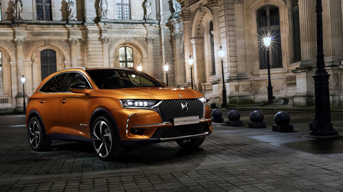 DS 7 CROSSBACK: Το νέο SUV της DS Automobiles