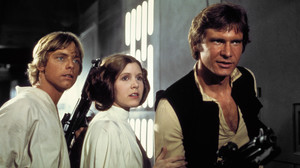 Τι δουλειά έχει ο Μόλντερ στο Star Wars;