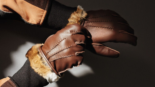 Μην περιμένεις να ρίξει χιόνι για να πάρεις γάντια
