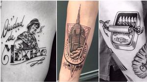 Θα χτυπούσες τατουάζ το... σουβενίρ σου;
