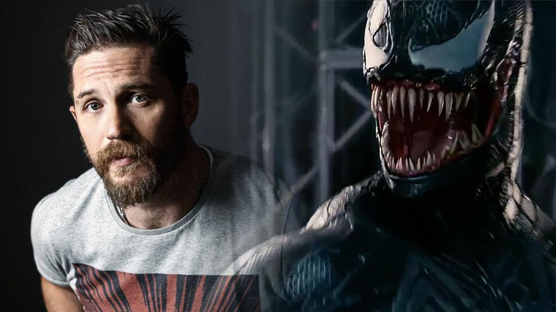 Έσκασαν οι πρώτες φωτογραφίες του Tom Hardy στο ρόλο του Venom