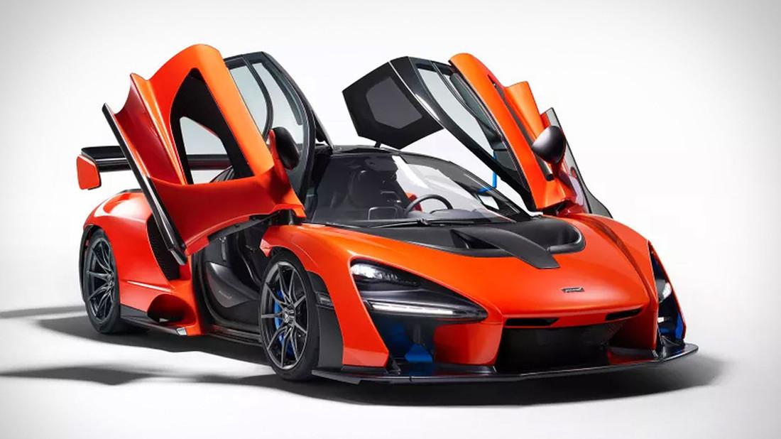 Αφιερωμένο στον Άιρτον Σένα το πιο γρήγορο αυτοκίνητο του κόσμου