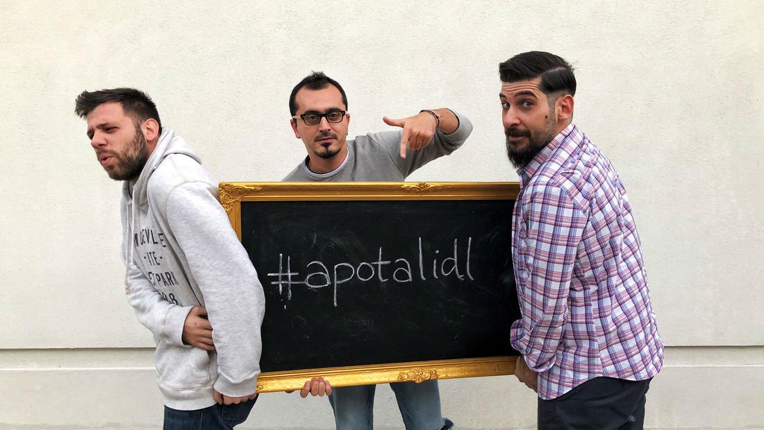Ό,τι γίνεται #apotalidl, γίνεται για καλό