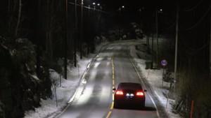 Τα ραντάρ στη Νορβηγία ανιχνεύουν την κίνηση και φωτίζουν αυτόματα τους δρόμους