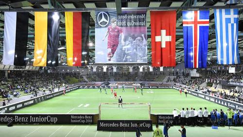Απόλυτη επιτυχία στο Mercedes-Benz JuniorCup 2018 (pics & vids)