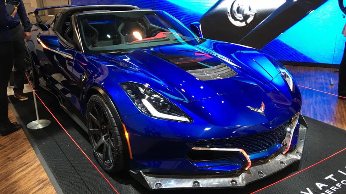 Το ηλεκτρικό αυτοκίνητο της Genovation είναι το πιο γρήγορο της αγοράς