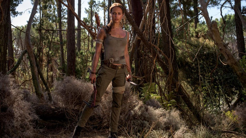 Η νέα Lara Croft θα μπει ΚΙ ΑΥΤΗ στην καρδιά μας