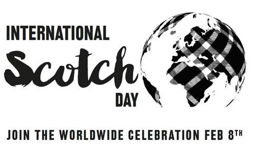 Παγκόσμια Ημέρα Σκωτσέζικου Ουίσκι στις 8 Φεβρουαρίου