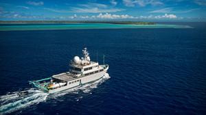 Airbnb στη μέση του ωκεανού για να εξερευνήσεις το βυθό στις Μπαχάμες