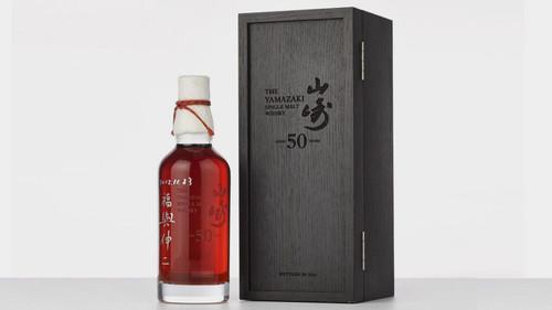Για να πιεις από αυτό το γιαπωνέζικο ουίσκι δεν σου φτάνει ΟΥΤΕ στεγαστικό