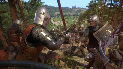 Πολεμήστε σαν μεσαιωνικοί ιππότες στο Kingdom Come: Deliverance