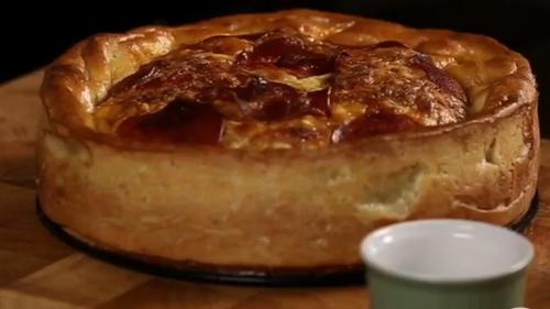 Το κέικ πίτσας είναι άλλο ένα όνειρο που γίνεται πραγματικότητα