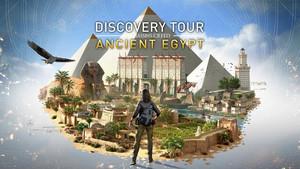 Το Assassin's Creed Origins θα σου κάνει και ιδιαίτερα ιστορίας για την αρχαία Αίγυπτο